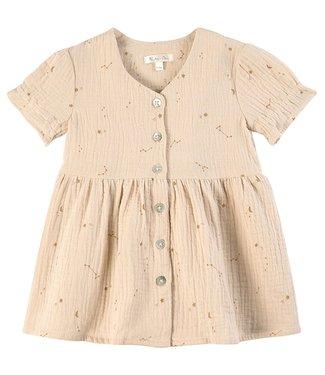 Rylee + Cru Jeanette Dress : Night Sky