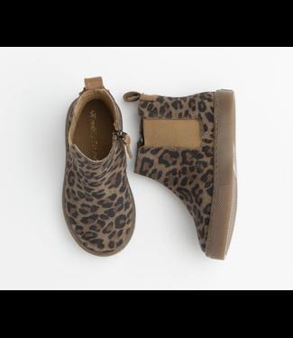 Leopard Leather Chelsea Boot Sneaker