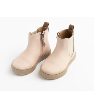 Blush Leather Chelsea Boot Sneaker