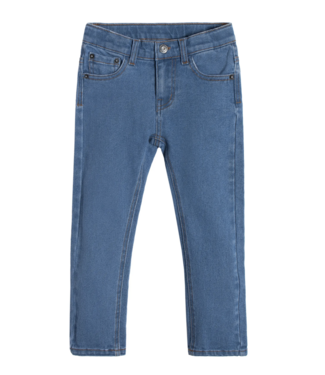 Kids' Skinny Stretch Organic Cotton Jeans