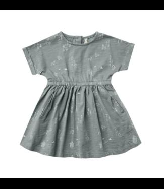 Rylee + Cru Kat T-Shirt Dress - Woods