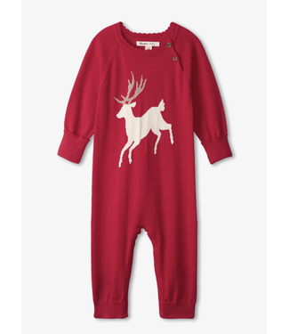 Hatley Holiday Baby Sweater Romper