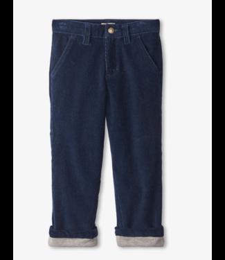 Hatley Navy Stretch Cord Pants