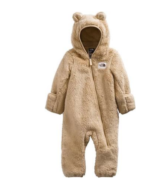 The North Face Infant Campshire Moab Khaki Onepiece