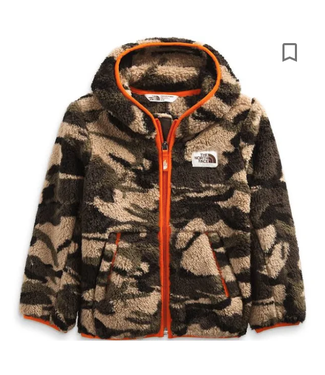 The North Face Todd Campshire Hoodie Camo