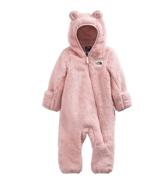 The North Face Infant Campshire Peach Pink Onepiece