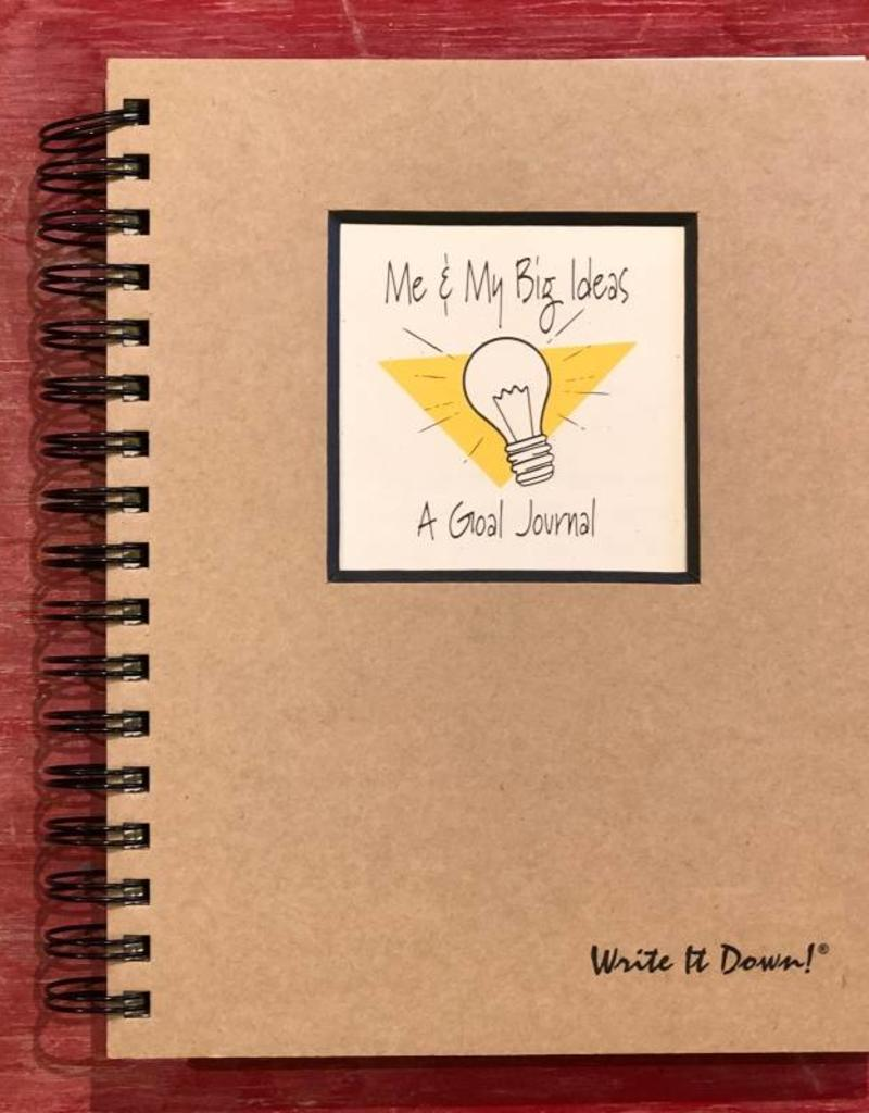 FULL SIZE ME & MY IDEAS JOURNAL