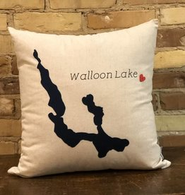 HOME SWEET MICHIGAN LAKE PILLOWS-more options available