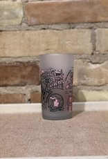LEELANAU PENINSULA FROSTED GLASS