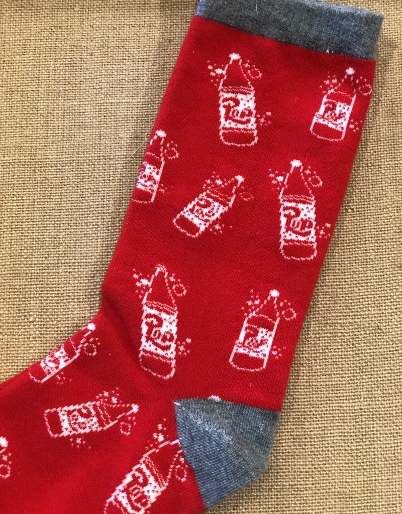 POP NOT SODA SOCKS