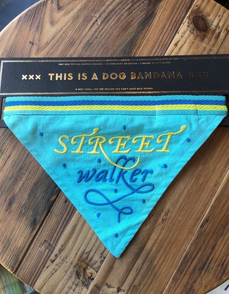 STREET WALKER DOG BANDANA