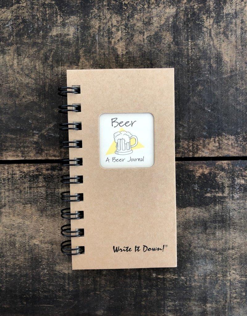 BEER - MINI JOURNAL