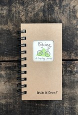 BICYCLING - MINI JOURNAL