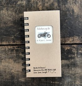 MOTORCYCLE GUIDED JOURNAL