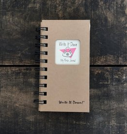 WRITE IT DOWN - MINI JOURNAL