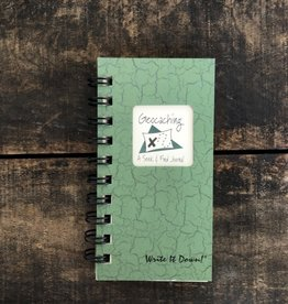 GEOCACHING - MINI JOURNAL