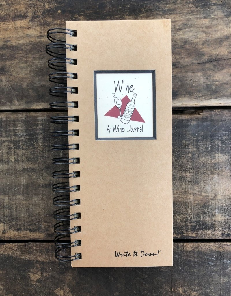 WINE - MEDIUM JOURNAL
