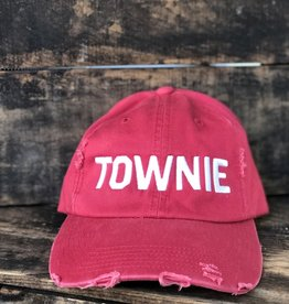 MIDWEST SUPPLY CO DISTRESSED TOWNIE HAT