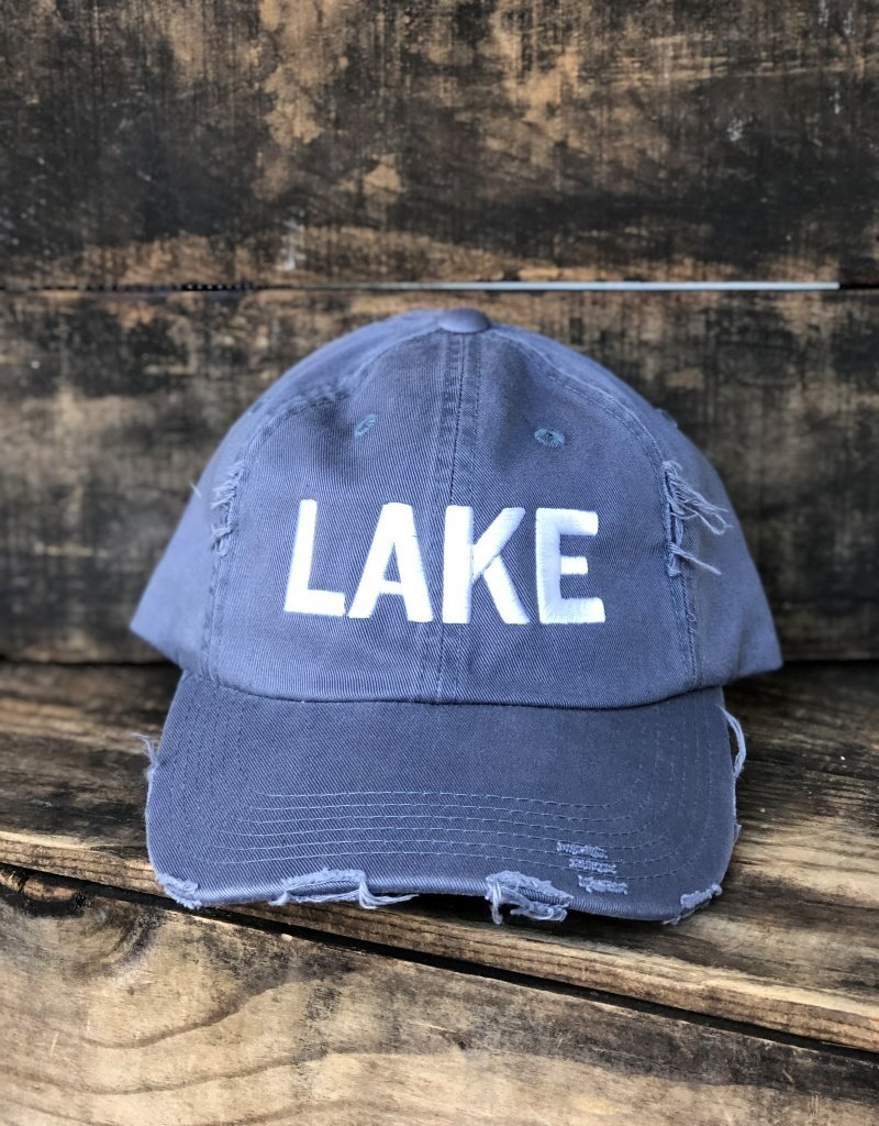 MIDWEST SUPPLY CO DISTRESSED LAKE HAT