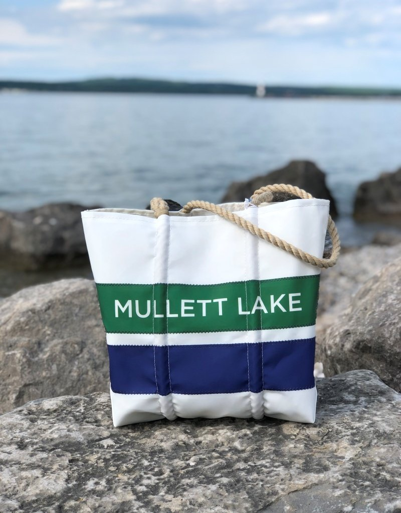 SEA BAGS SEA BAG LOCAL LAKES TOTE (More options available)
