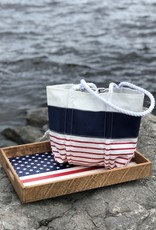 SEA BAGS SEA BAG MARINER STRIPE HANDBAG