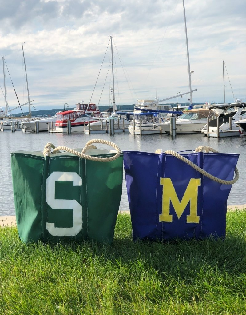 SEA BAGS SEA BAG MSU TOTE