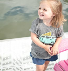 MIDWEST SUPPLY CO MIDWEST VAN KIDS T-SHIRT