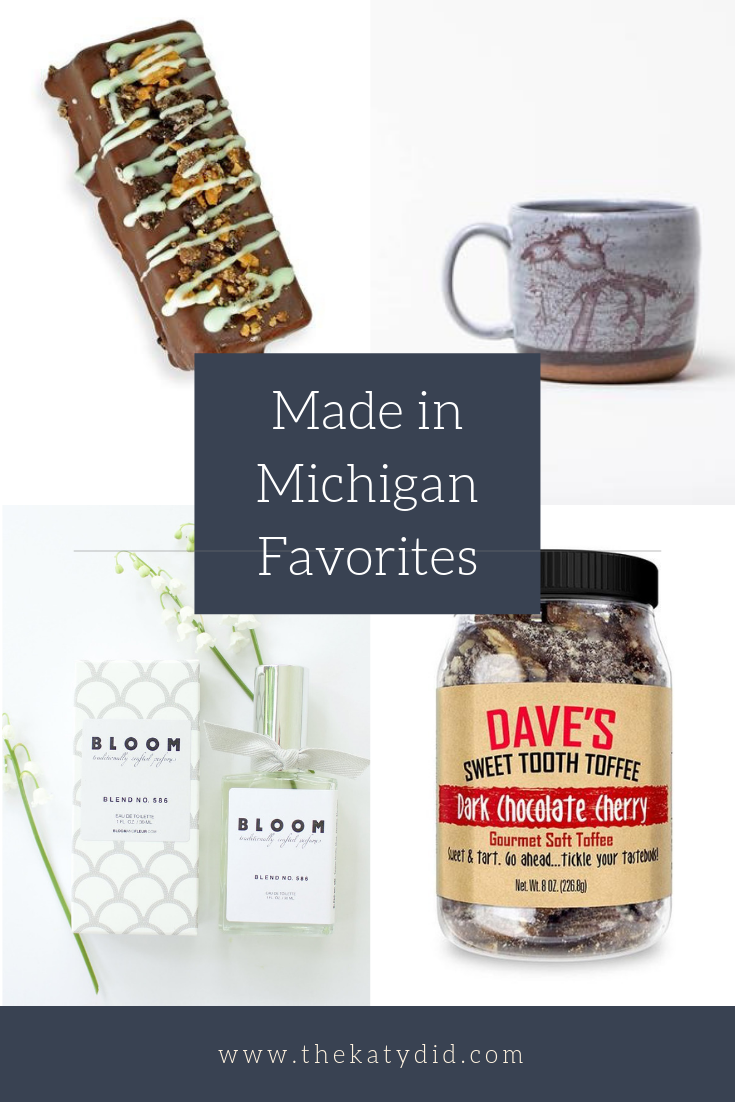 Made in Michigan Favorites