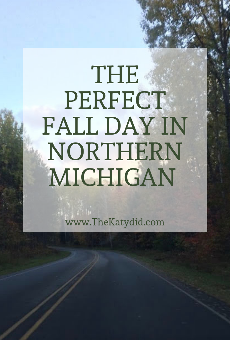 The Perfect Fall Day in Northern Michigan