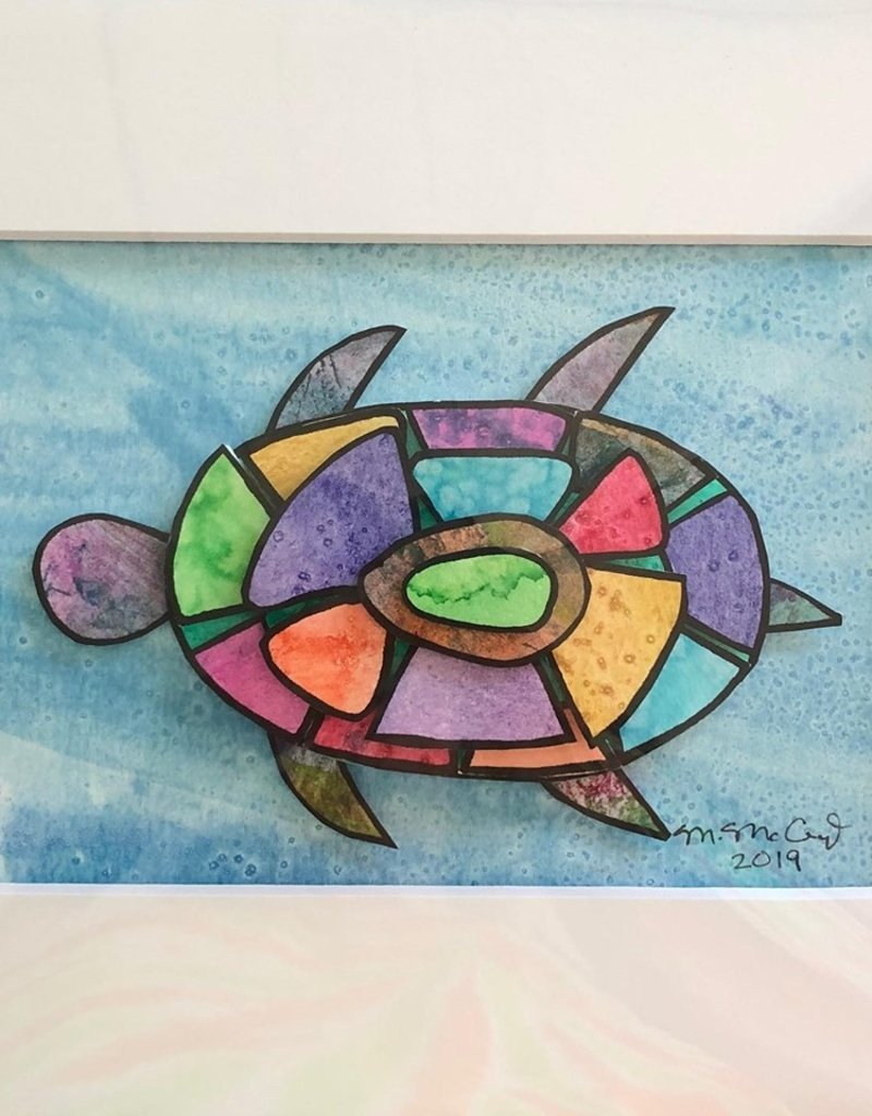 MOLLY MCCARTHY WATERCOLOR CLASS SEPTEMBER 15TH