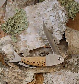 STERLING BROOKE LARGE KNIFE - TROUT