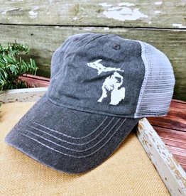 COASTAL SANDS WILDERNESS BASEBALL CAP