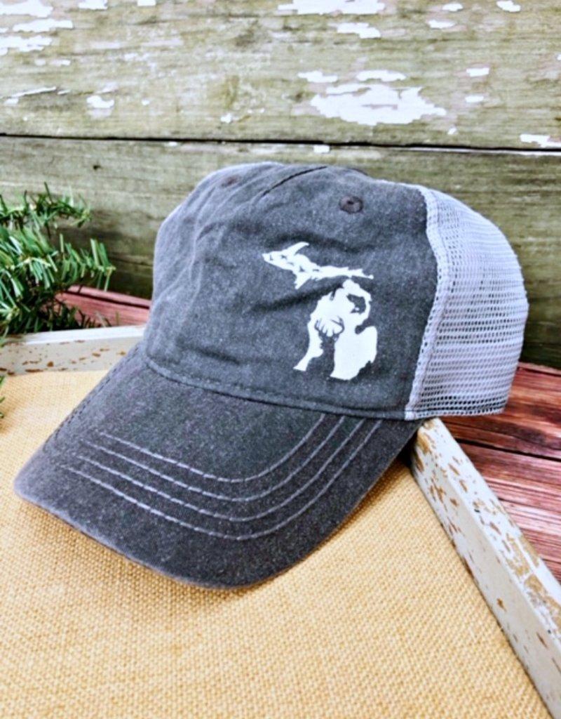 COASTAL SANDS WILDERNESS BASEBALL CAP