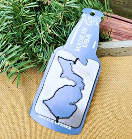 H&K STUDIOS LLC MICHIGAN BOTTLE OPENER