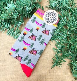 NATURAL LIFE WOMEN'S CAMP SOCKS