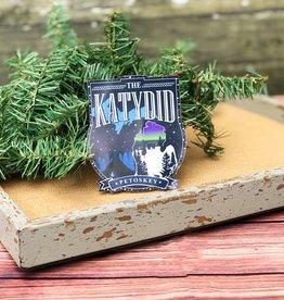 COASTAL SANDS THE KATYDID STICKER