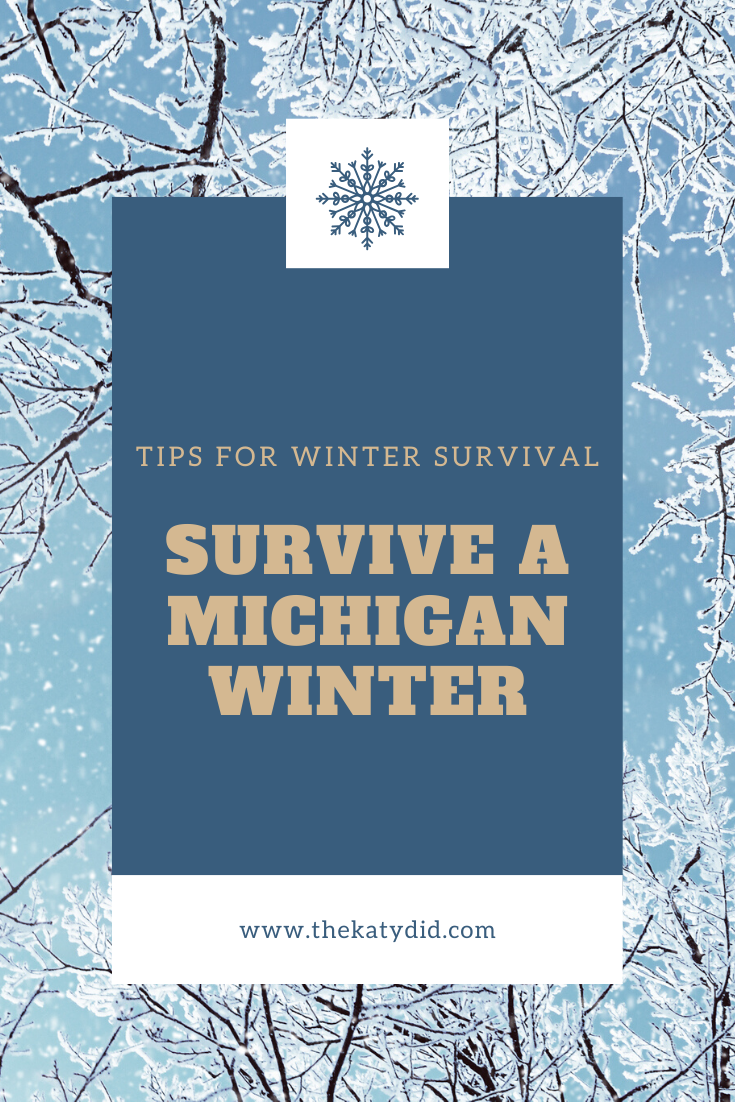 Survive a Michigan Winter
