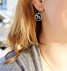 BE INSPIRED GREAT LAKES EARRINGS