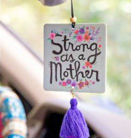 NATURAL LIFE STRONG AS A MOTHER AIR FRESHENER