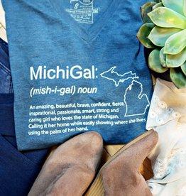 COASTAL SANDS WOMEN'S MICHIGAL TEE