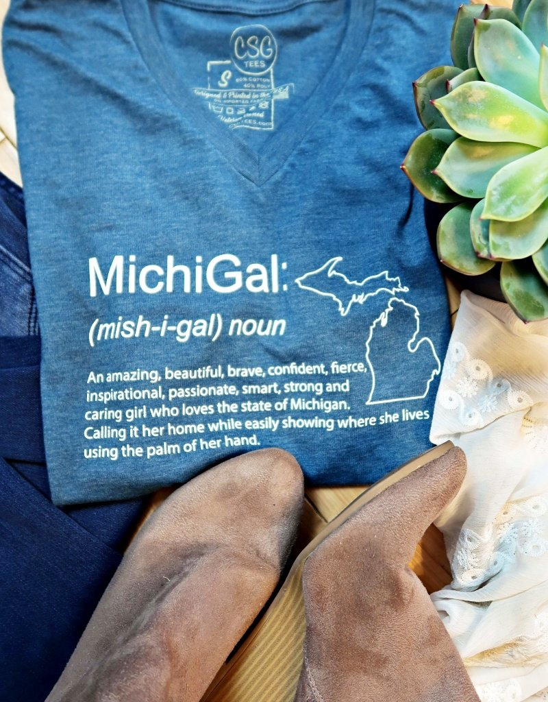 COASTAL SANDS WOMEN'S MICHIGAL TEE