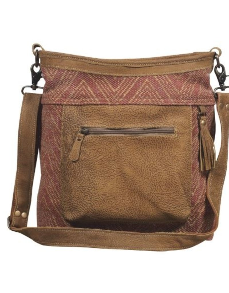 MYRA BAGS FREE SPIRITED SHOULDER BAG