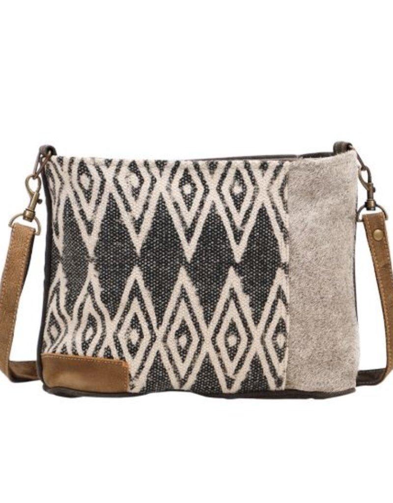 MYRA BAGS CERULEAN SHOULDER BAG