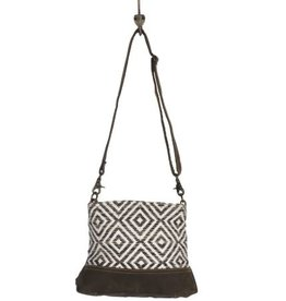 MYRA BAGS PRECISION CROSS BODY BAG