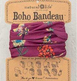 NATURAL LIFE BOHO BANDEAU BERRY STEMS