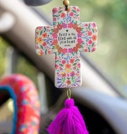 NATURAL LIFE AIR FRESHENER TRUST IN THE LORD