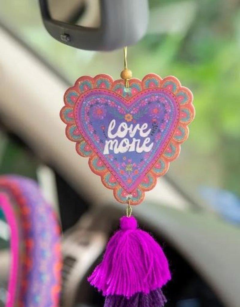 NATURAL LIFE AIR FRESHENER LOVE MORE