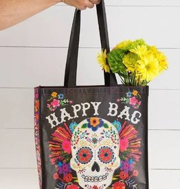 NATURAL LIFE LARGE HAPPY BAG SUGAR SKULL