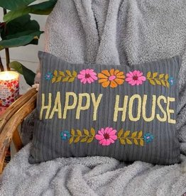NATURAL LIFE HAPPY HOUSE PILLOW