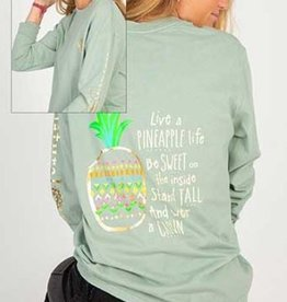 NATURAL LIFE PINEAPPLE LIFE LONG SLEEVE